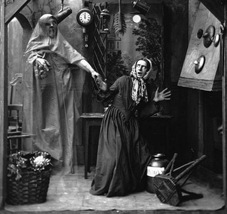Ghost stories: why the Victorians were so spookily good at them