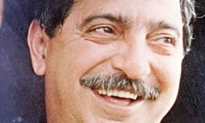 Chico Mendes, who was assassinated in his house in the Amazon in 1988
