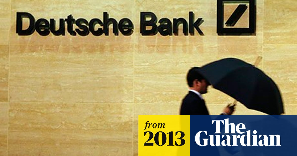 Deutsche Bank to pay $1 9bn to settle US law suit over