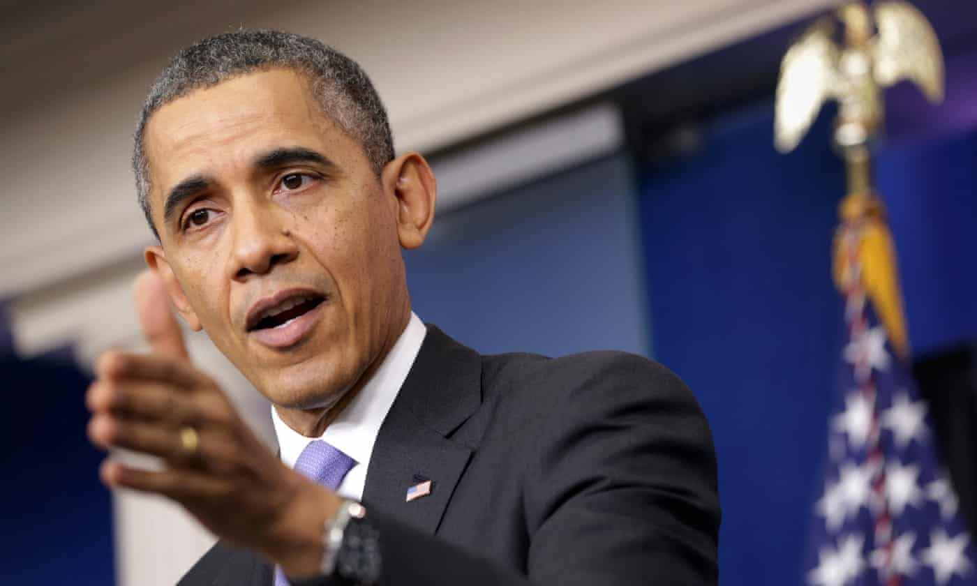 Obama concedes NSA bulk collection of phone data may be unnecessary