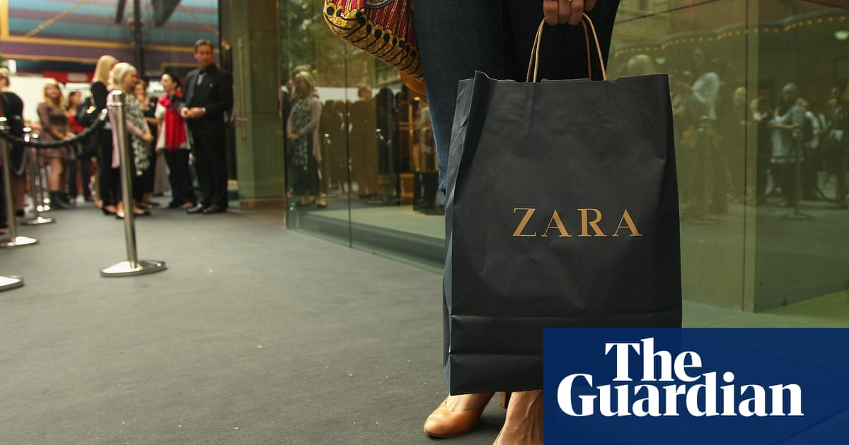 H&M, Uniqlo and M&S compete for a place on Australia's high