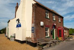Pubs: The Nelson Head Pub, Horsey, Norfolk, England.