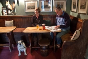 Pubs: Ring of Bells, North Bovey, Devon