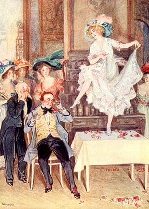 Waltz: The Merry Widow