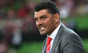 John Aloisi had a poor record when in charge of Melbourne Heart, who were rebranded as Melbourne City soon after his departure.