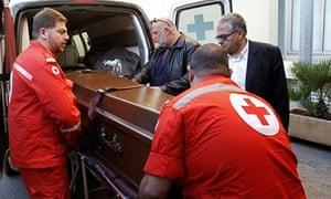 abbas khan coffin syria