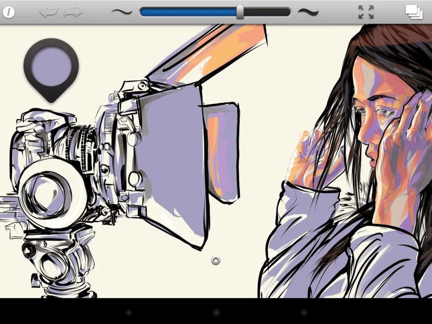 SketchBook Ink for Android.