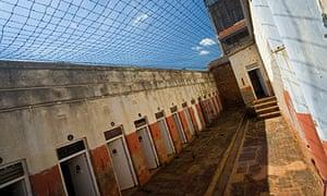 South Africa, Johannesburg, Constitution Hill, Former prison