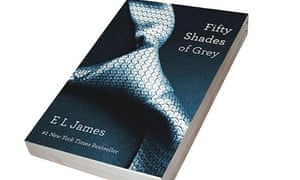 copy of Fifty Shades of Grey