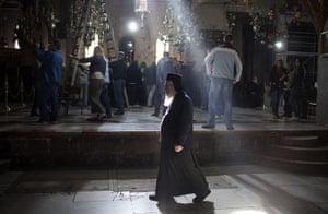 Top10: Pilgrims Head To The Church of Nativity Ahead of Christmas