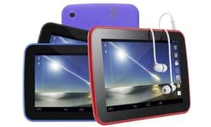 Tesco's Hudl tablet computer