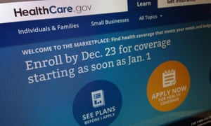 Healthcare website obamacare
