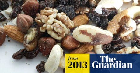 Eating nuts during pregnancy is safe, new research suggests