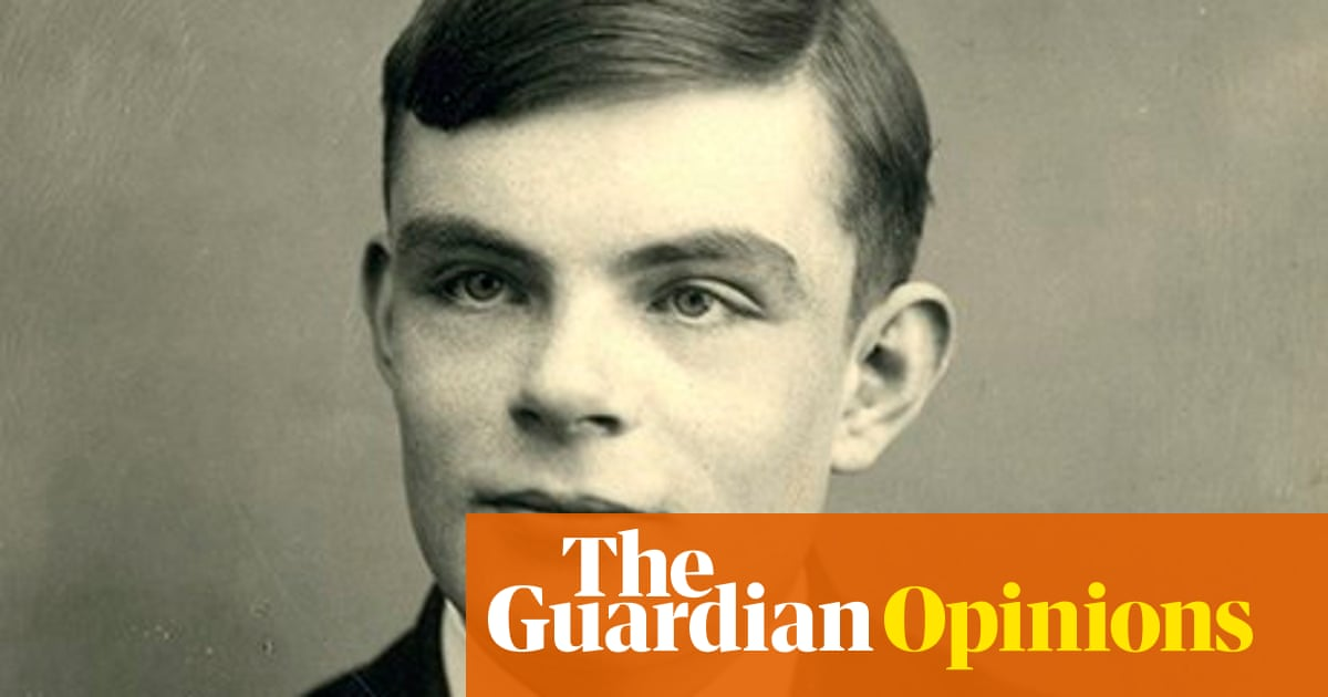 Alan Turing's pardon is wrong | Ally Fogg | Opinion | The Guardian