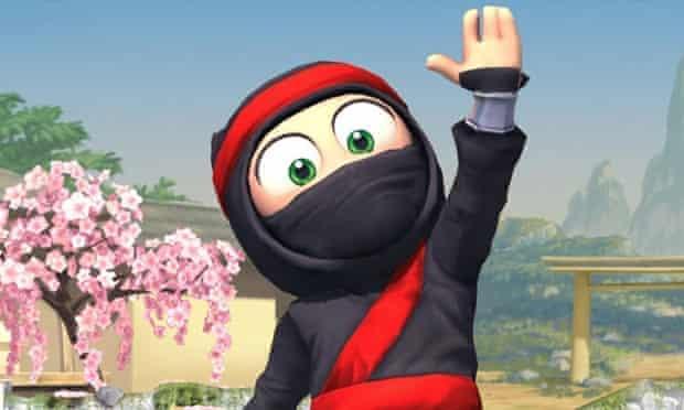 Clumsy Ninja was one reason Zynga decided to buy NaturalMotion.