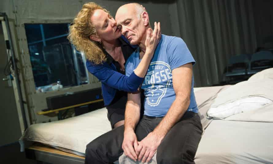 Scenes from a Marriage directed by Ivo van Hove at the Barbican theatre