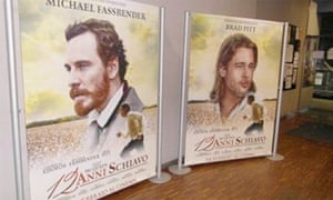 12 Years a Slave italy posters