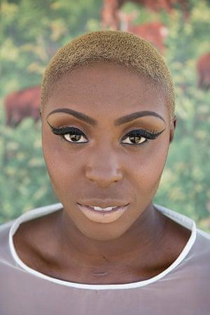 portraits of year: Laura Mvula singer