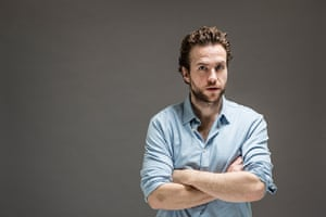 portraits of year: Rafe Spall Actor