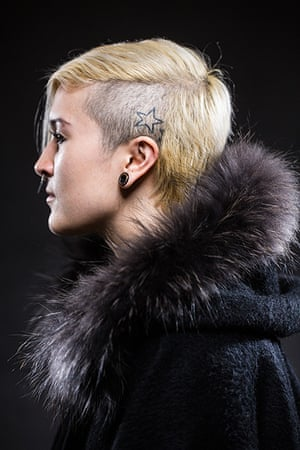 portraits of year: Maya Jane Coles, music producer, audio engineer and DJ