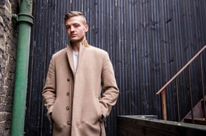 portraits of year: Robbie Rogers, former USA footballer who has also played for Leeds United a