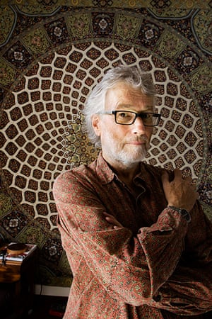"""portraits of year: Iain Banks has announced he is """"officially very poorly"""" with gall bladder c"""