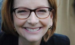 Sophie Deane's photograph of Julia Gillard