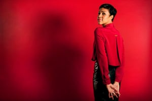 Portraits of year: Zawe Ashton for the Guide