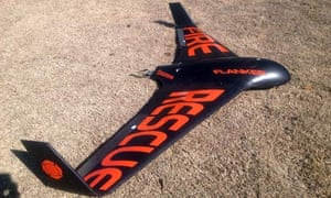 Drones flanker