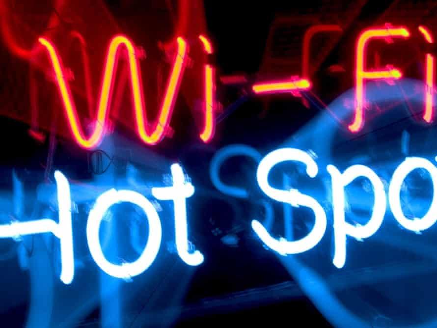internet wifi hot spot