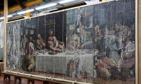 Vasari Last Supper