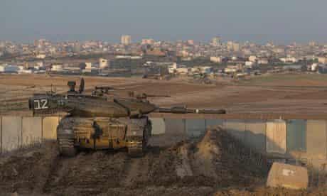 Tensions Rise Along Israel-Gaza  Border