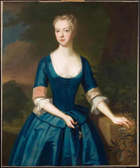 Portrait of Anne Catherine Ward