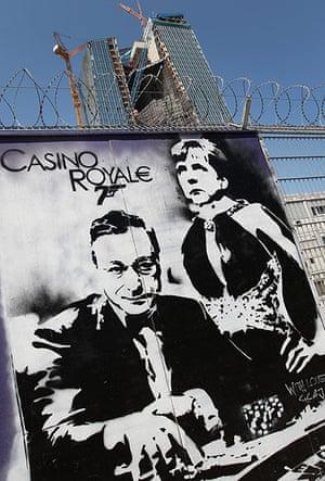 Graffiti: ECB graffiti