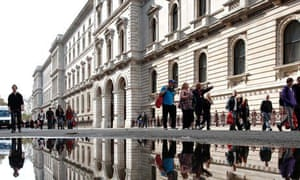 Foreign and Commonwealth Office in London