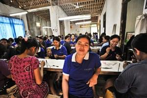 Eyelashes: flase eyelash maker Setyanti