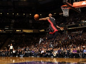 Sport picture of the day: Jumping James