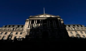 Bank of England in shadow