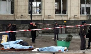 Volgograd victims