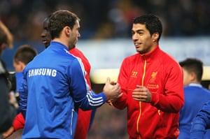 football: Chelsea v Liverpool - Premier League