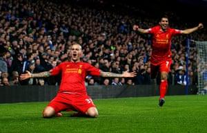 football-: Chelsea v Liverpool - Premier League