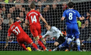 football---: Chelsea v Liverpool - Premier League