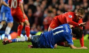 chelsea: Chelsea's Brazilian midfielder Oscar and