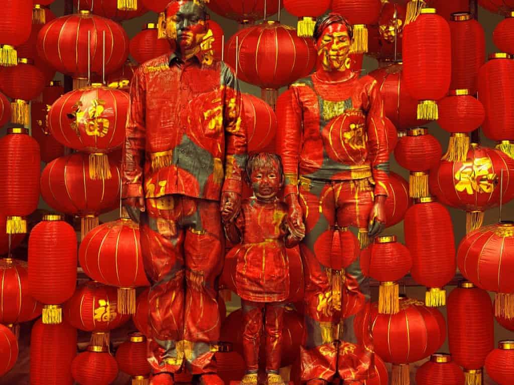 The invisible man: Liu Bolin's latest art