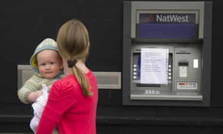 Millions suffer as RBS and NatWest have IT 'glitch'