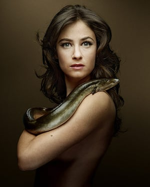 Fishlove 2013: Melanie Bernier - european eel