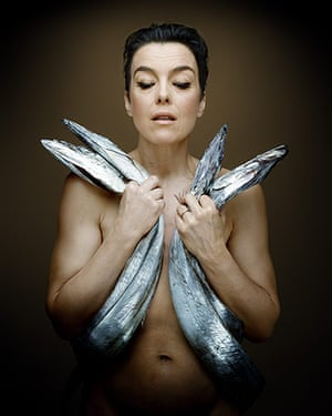 Fishlove 2013: Olivia Williams - sabre fish
