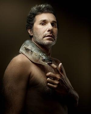 Fishlove 2013: Serge Hazanavicius - grey thick lipped mullet