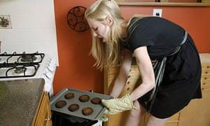 Burnt biscuits