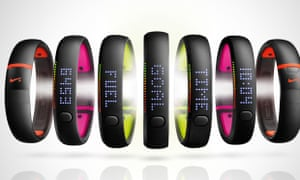 Nike's FuelBand was found to be the least accurate fitness band in the study.